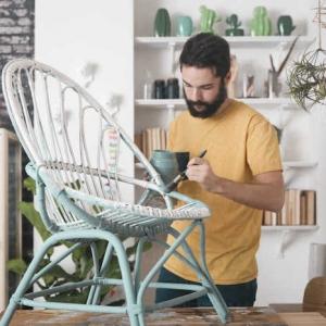 Comment peindre un meuble en rotin et d'autres conseils utiles pour son entretien