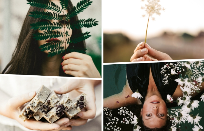 Routines beauté et soins du corps plus éco-responsable pour s'épanouir de concert avec la nature