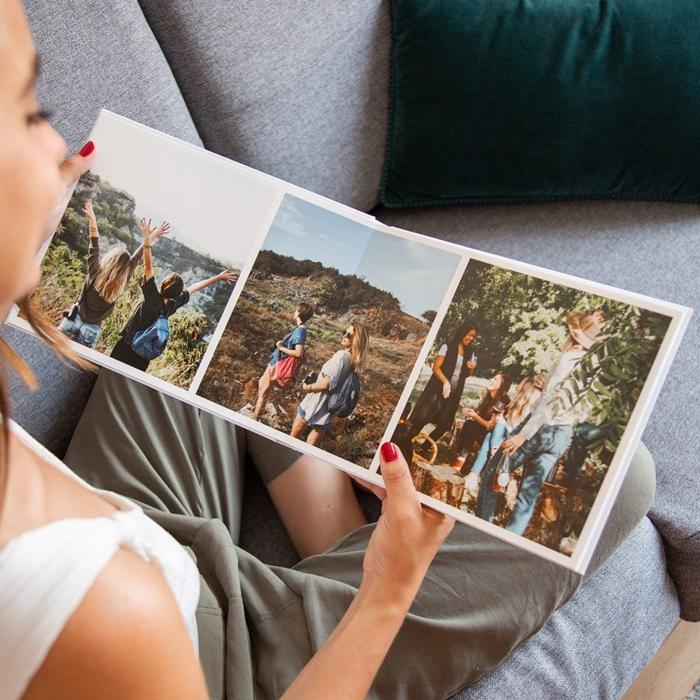 creation album photo souvenirs voyages moments amis aventures photographie