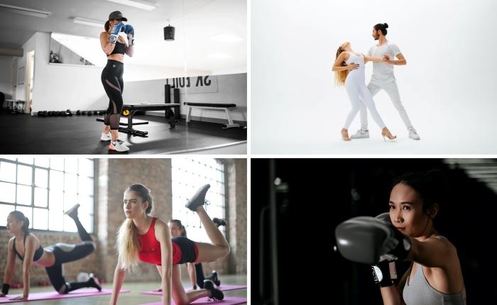 défoulement sports danse crossfit cardio exercices anti stress sport coach boxe francaise retrouver santé et bien-être