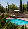 deco exterieure amenagement terrasse bois piscine quel revetement de sol autour piscine