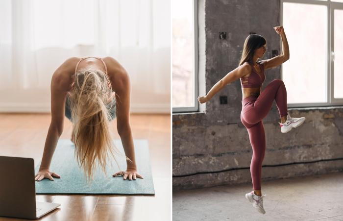entrainement physique exercices renforcement musculaire perte de poids techniques cardio hiit