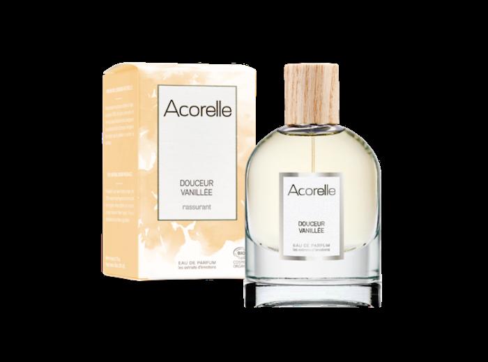 exemple de parfum bio acorelle parfum vanille arôme agréable