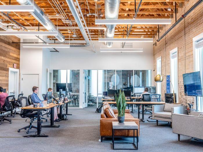 l importance de laisser assez d espace pour ne pas perturber la circulation espace aéré bureau
