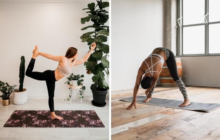 type de sport santé mentale technique de respiration équilibre balance yoga séance avec coach