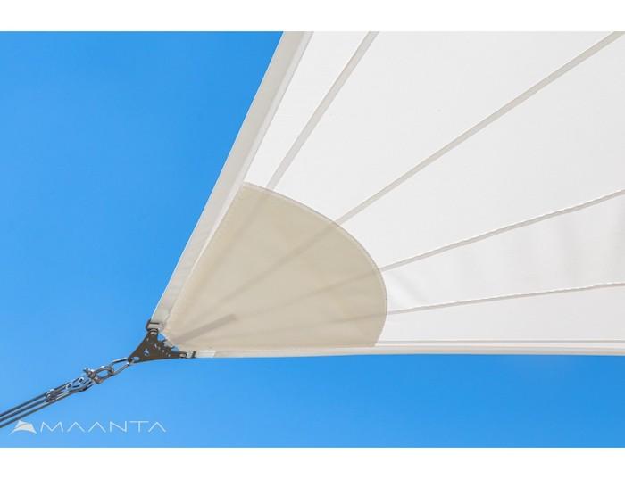 voile d omrage couleur blanc comment se proteger du soleil