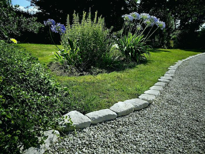 bordures de jardin moderne meilleur de images jardin moderne gracieux cloture de jardin moderne les jardins