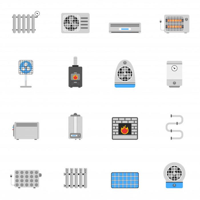 comment chauffer votre maison different type d appareils