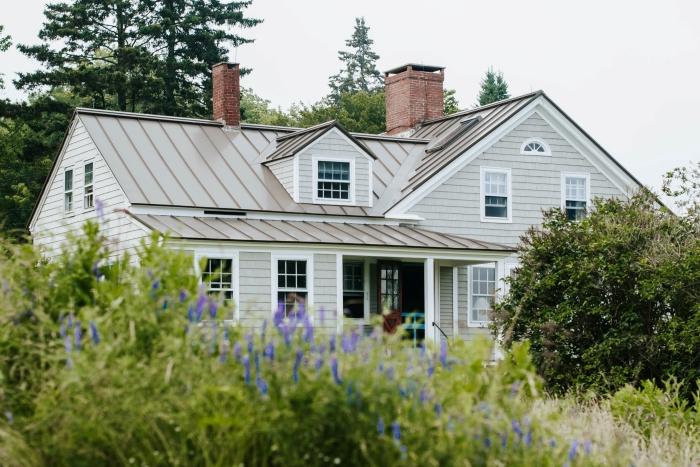 maison famille isolation extérieure thermique facture électricité réduction démarche énergie perte