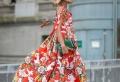 La robe longue fleurie bohème – un must-have dans la garde-robe féminine