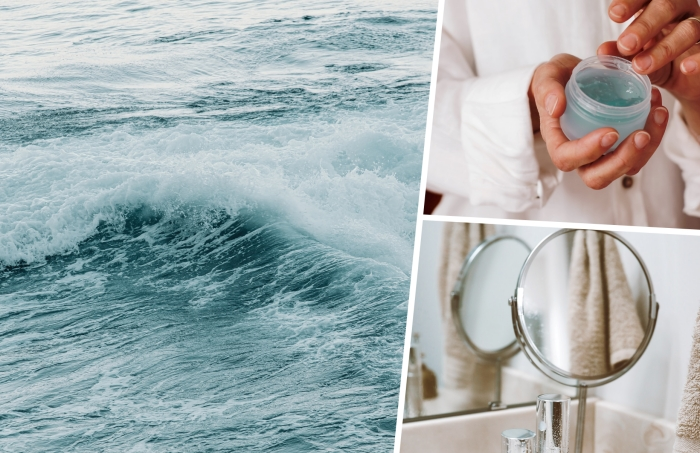 soins visage nettoyage produits beauté été pollution sel épiderme nettoyage démaquillant eau micellaire