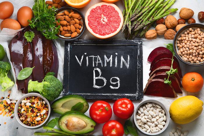 antidépresseur anxiolytique idée d aliments nourriture riche en vitamine b9
