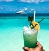 apero sans alcool glaçons limonade eau coco boisson rafraîchissante été