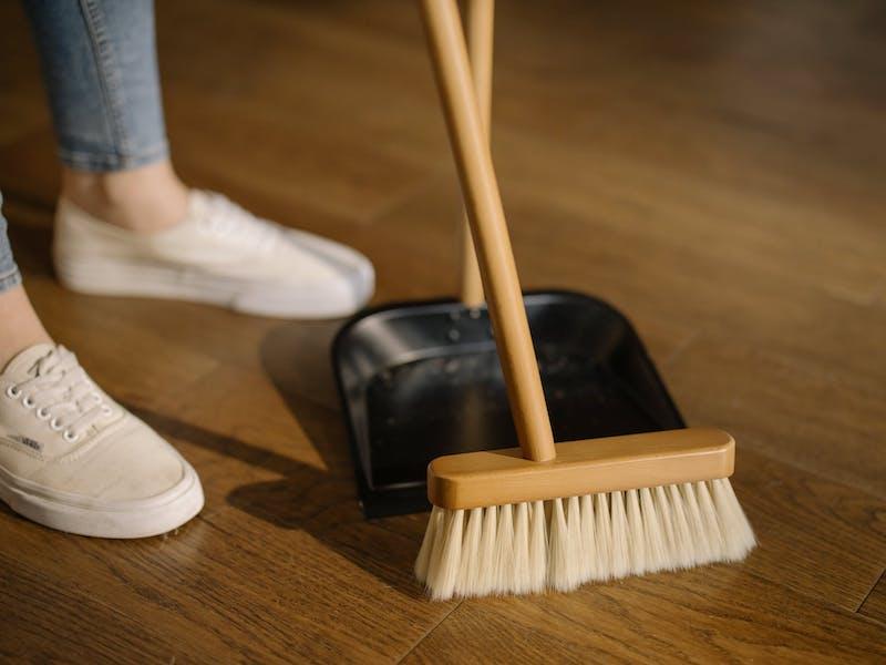 astuce menager pour réduire le temps pour faire le ménage