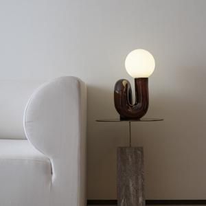 Lampadaire design pour salon - le luminaire fait l'ambiance !