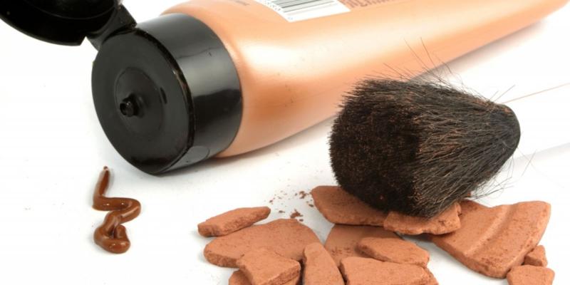comment avoir un beau bronzage un flacon d'autobronzant