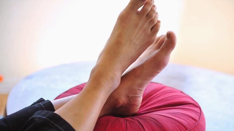 comment faire dégonfler un oedeme au pied