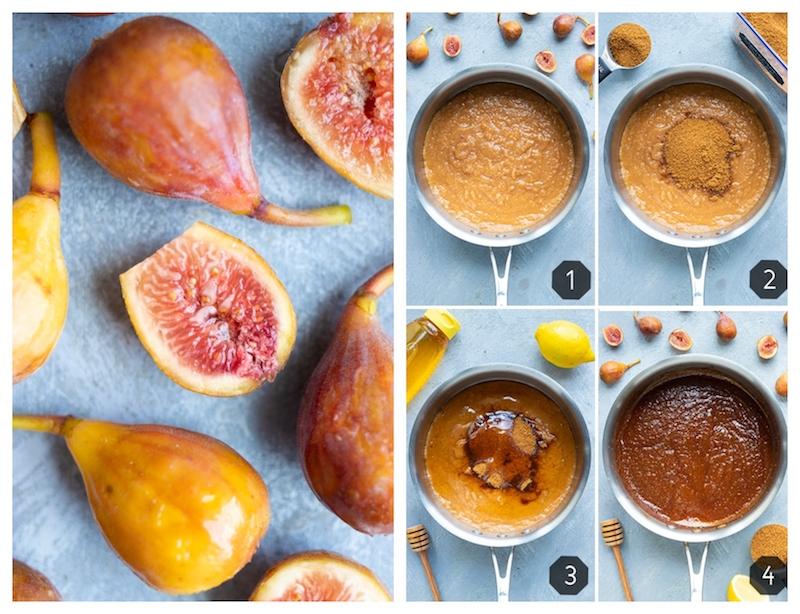 comment faire de la confiture de figues sans sucre recette de grand mere