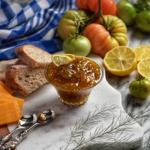 Confiture de tomates vertes et plein d'autres recettes et astuces sur leur consommation