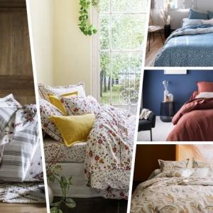 Linge de lit :les tendances 2021