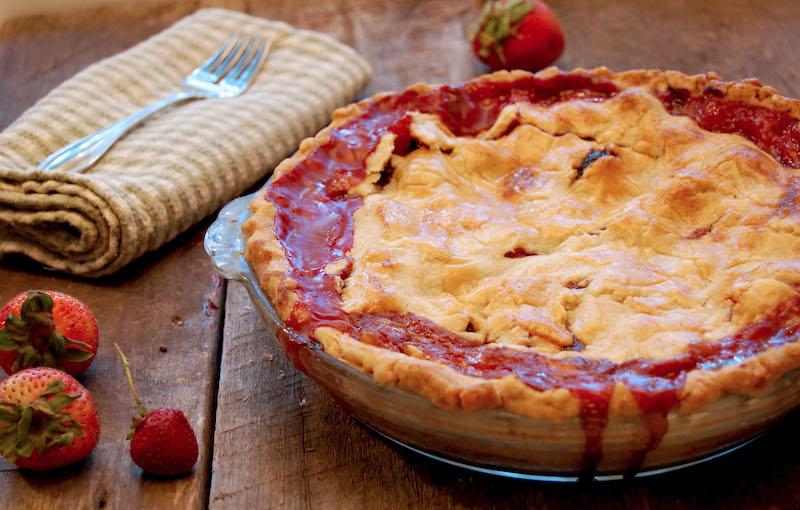dessert rhubarbe gastronomique tarte d été