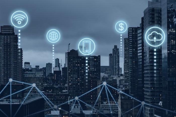 espace domotique dans l entreprise réseau de communication des appareils
