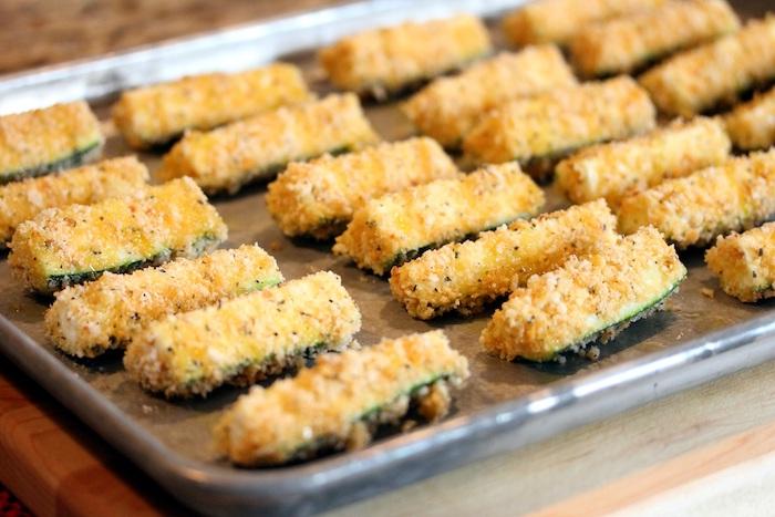 galette de courgette au four recette healthy pour une nourriture saine