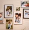 impression photo cadres de photos de famille déco murale originale