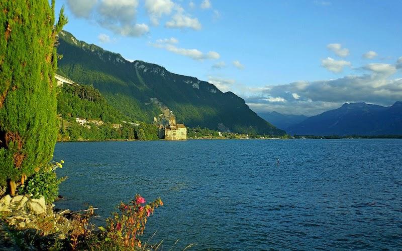 lac en france et suisse lac léman