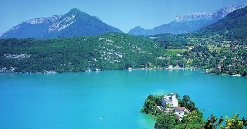 les plus beaux lacs de france annecy