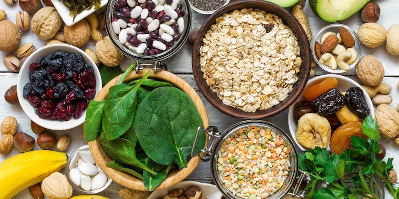 mite alimentaire danger fruits secs légumineux épinars flocons d avoine