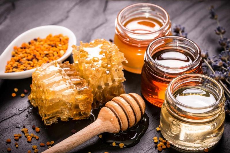 piqûre de guêpe gonflement le lendemain miel et propolis