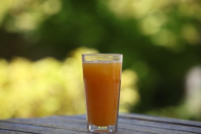 que faire contre la rétention d eau jus aux fruits