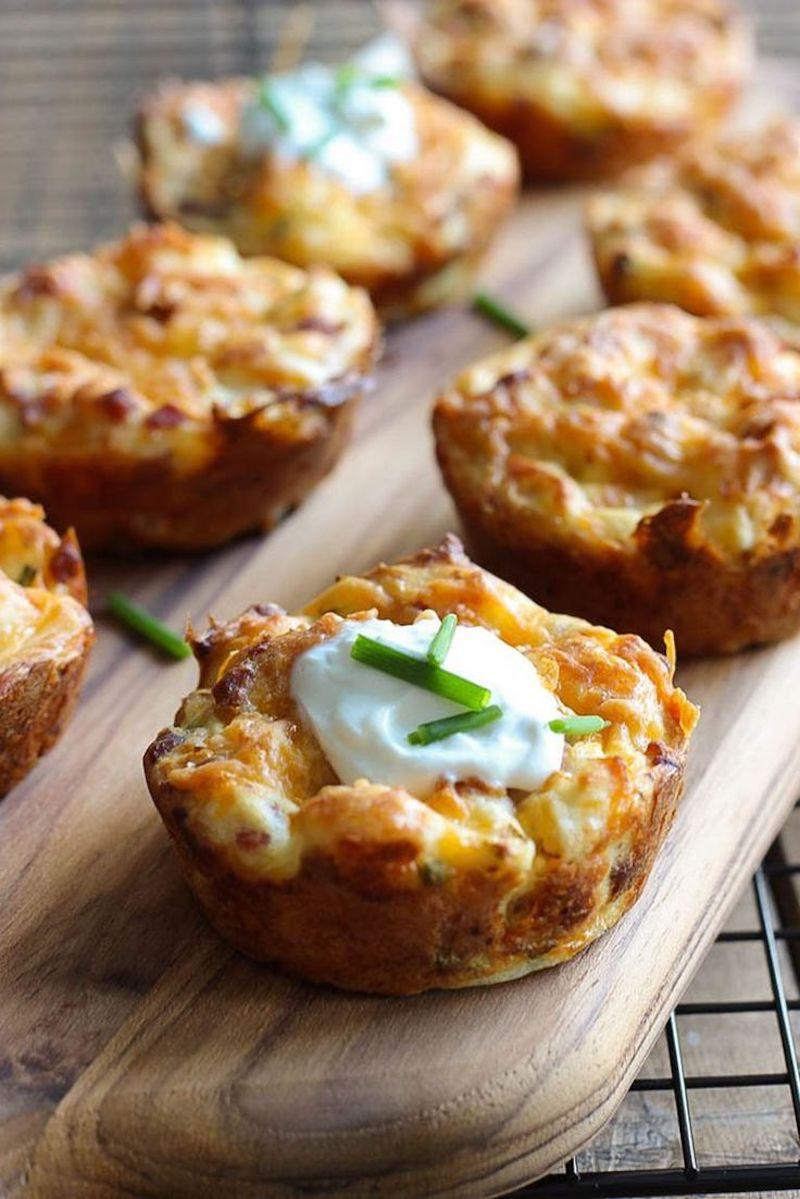 recette facile et rapide avec pommes de terre