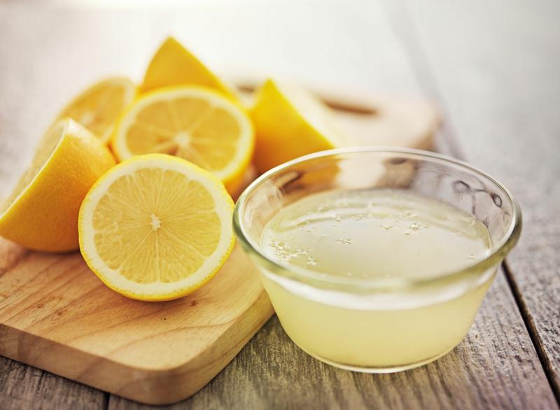 recette sorbet citron un jus de citron