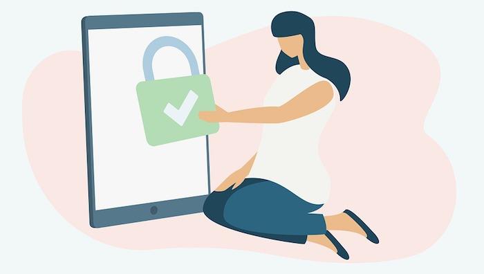 sécuriser son compte exemple technique anti phishing pritection données personnelles