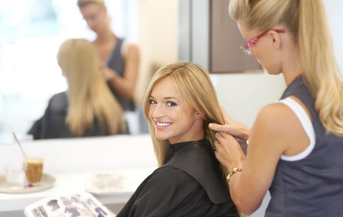 soins cheveux longs produit thermo protecteur comment faire un brushing lisse avec seche cheveux
