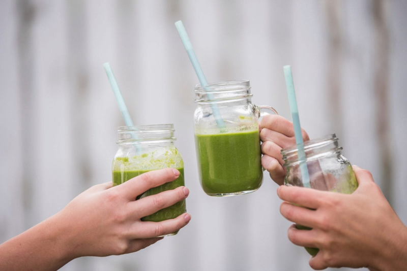 camu camu bienfaits smoothie vert au chou frisé