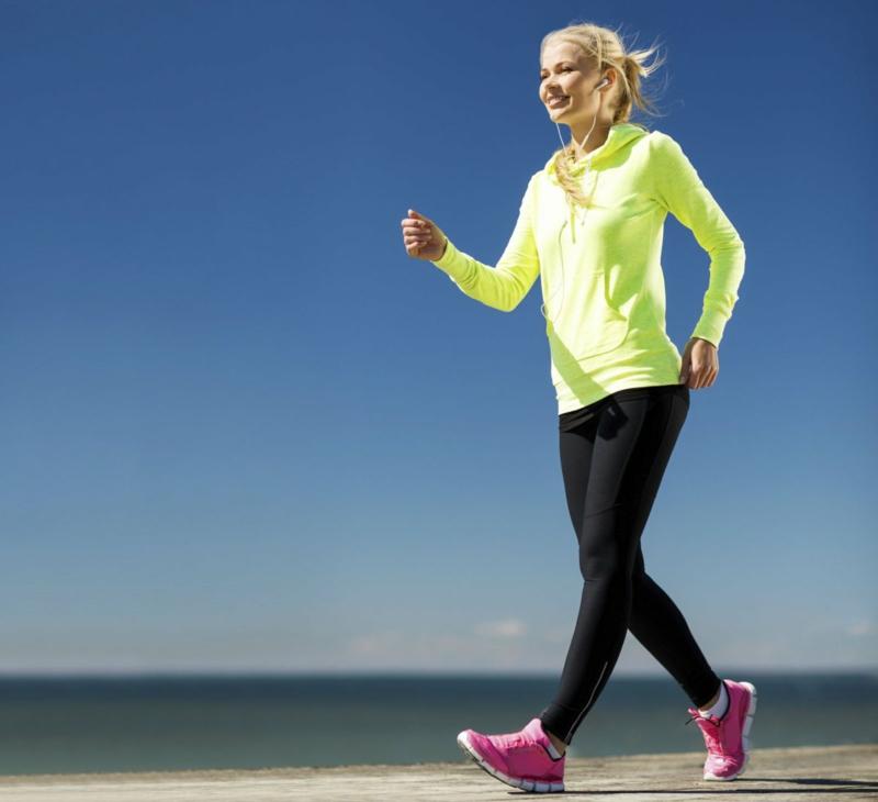combien de pas par jour pour maigrir une femme qui marche