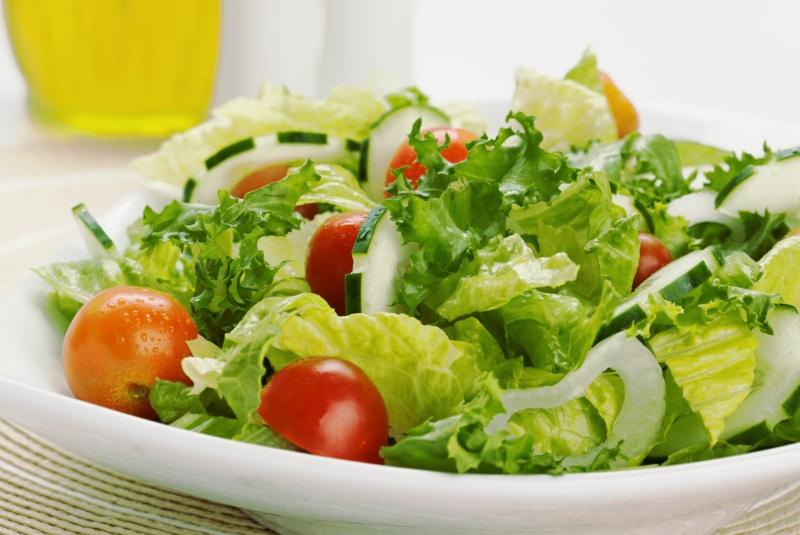 comment conserver la salade une salade délicieuse de laitue et tomates