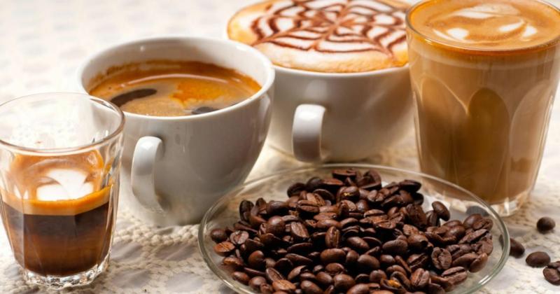 comment faire un latte glacé différents types de café au lait