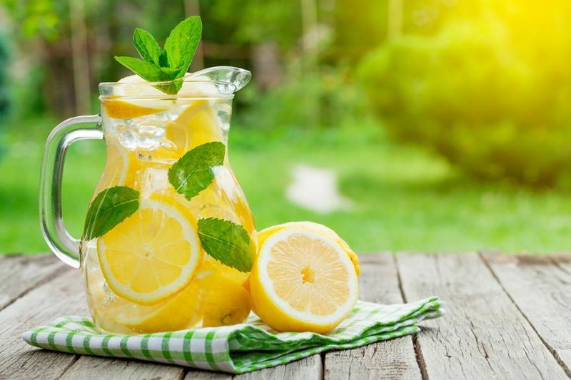 comment nettoyer son foie une citronnade fraîche