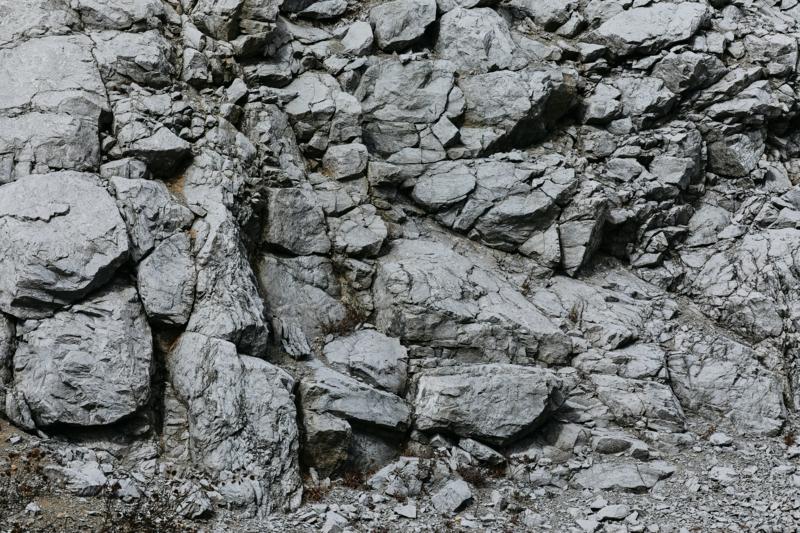 couleur anthracite image de la roche anthracite gris foncé