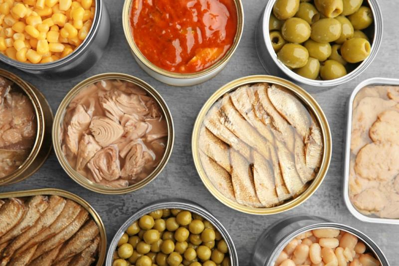 crampe cuisse produits légumes légumineux poisson en conserve