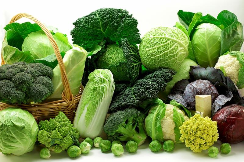 détoxifier le foie une grande variété de légumes crucifères