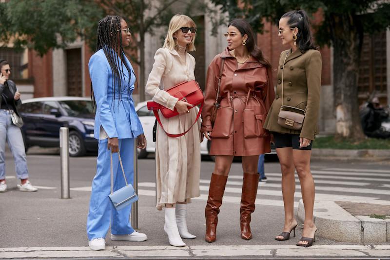 les différents styles vestimentaires femmes stylées