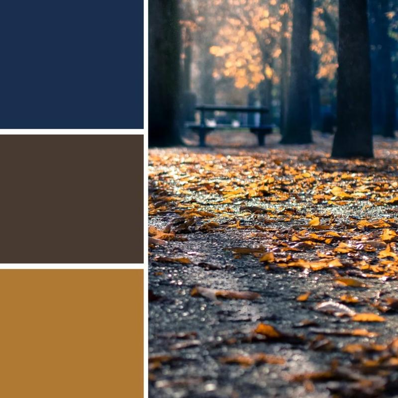ongle gel couleur tendance 2021 les teintes plus sombres de l automne