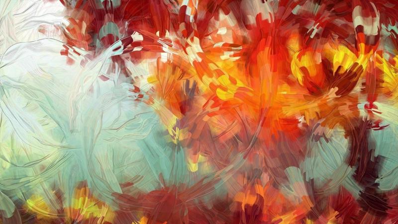 ongles en couleurs d automne le dessin de l automne