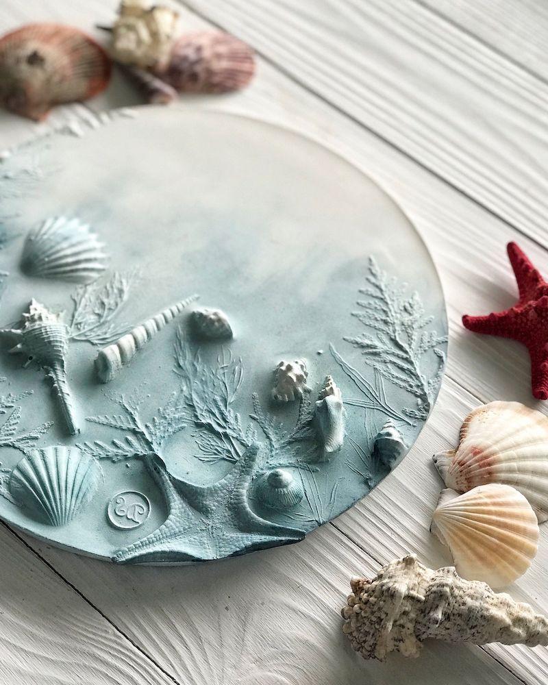 que faire avec des coquillages ramassés sur la plage