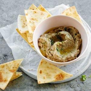 Caviar d'aubergine - la trempette orientale qui impressionnera vos invités